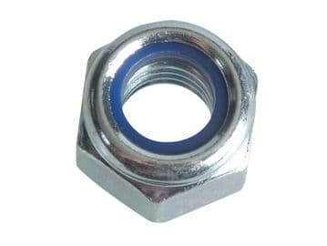 Nyloc Nuts & Washers Zinc Plated M8 ForgePack 12